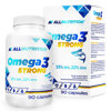 Opinie Omega 3 Strong AllNutrition
